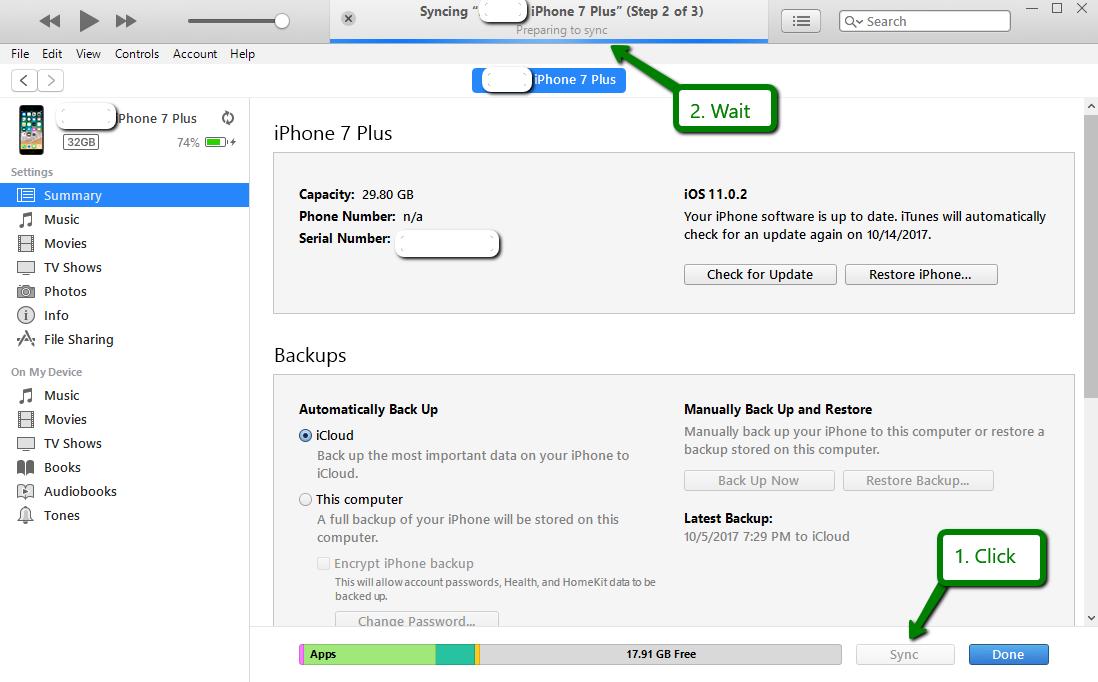 itunes install ipa on iphone